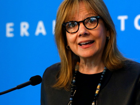 Changing times, GM stops reporting monthly sales
