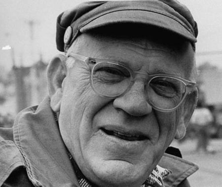 "Eric Hoffer, author of ""The True Believer"""