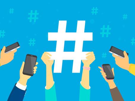 #Allthings hashtags
