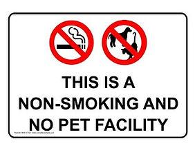 Sea Aire : No Smoking / No Pet Facility