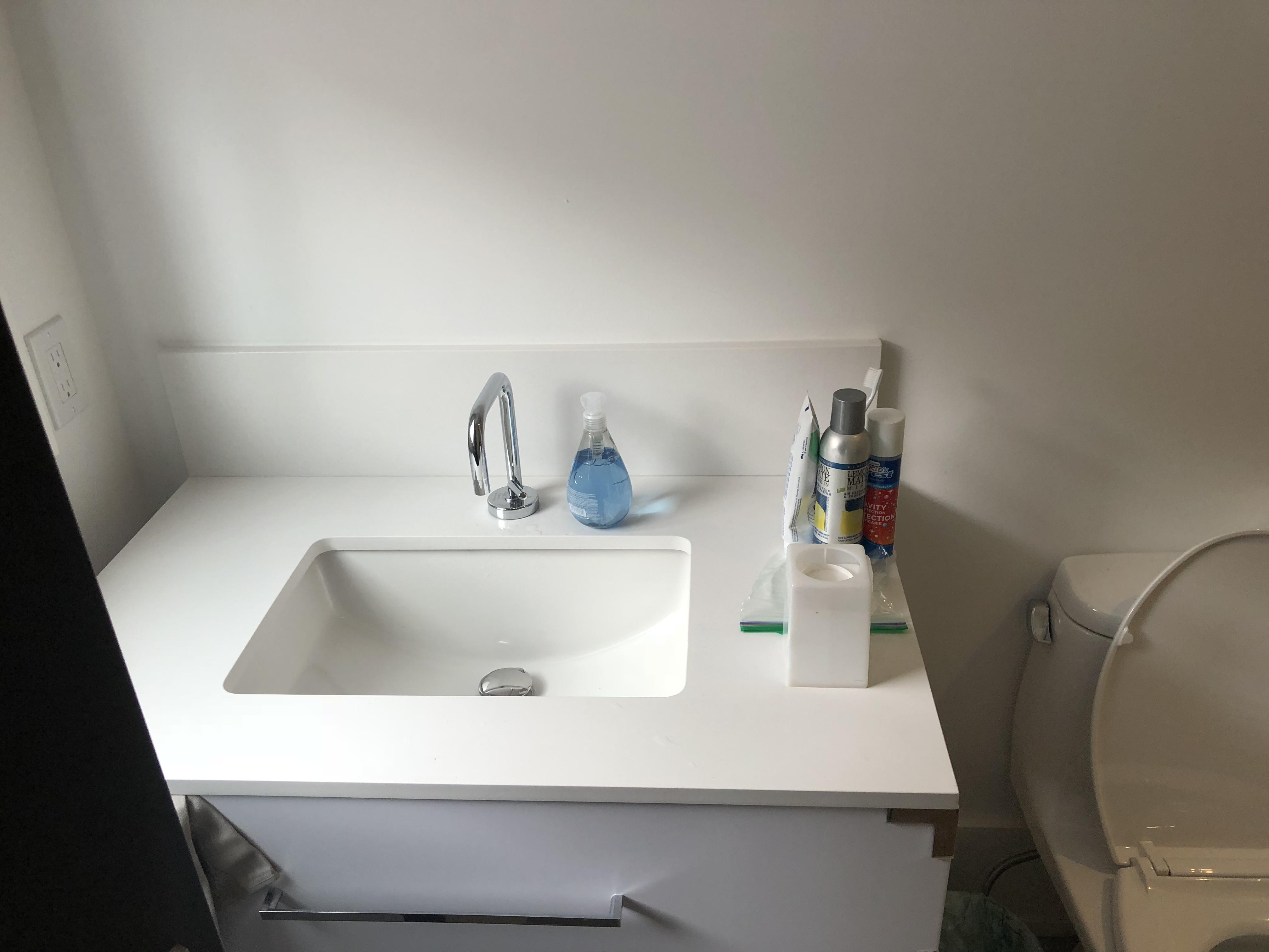 Quartz Vanity