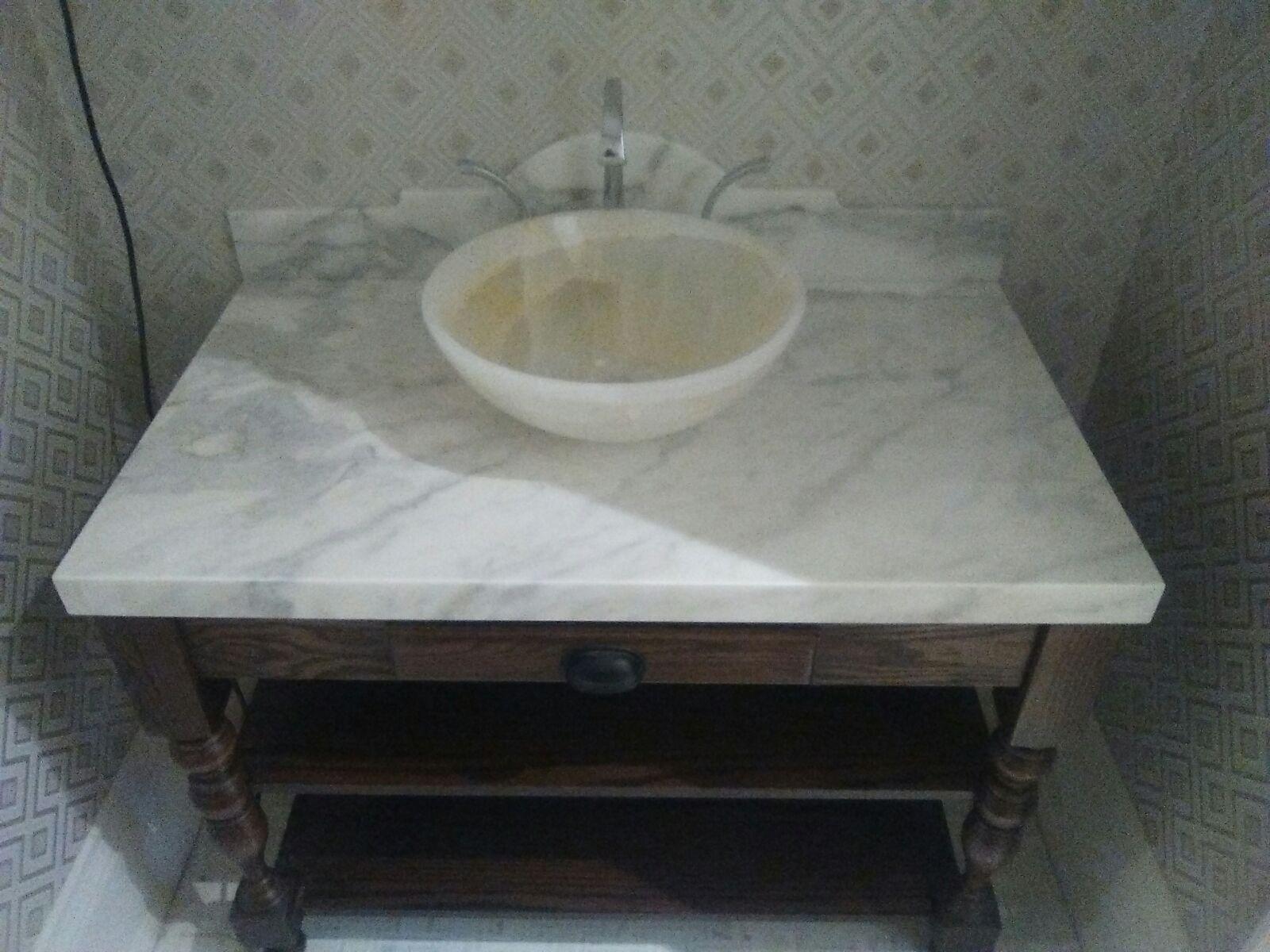 Marble Vanity