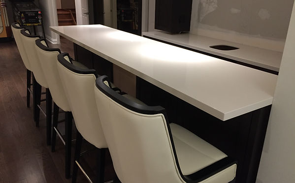 granite countertops  vs Quartz countertops