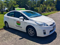 Rotorua Taxi Cab