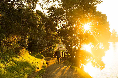 Mount Maunganui Side Walk