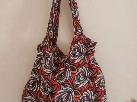 Tote Bag: Upcycle A T-shirt