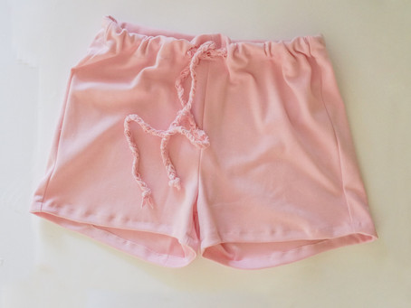 How To Make Zero Waste Pajama Shorts