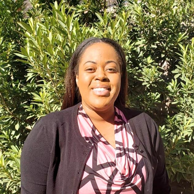 Shay Jackson- Clinical Graduate Intern
