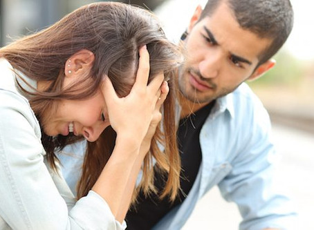 Joining vs. Fixing: What to do when someone you love is hurting.