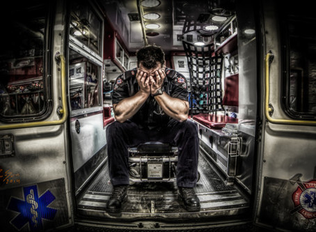 Addressing the Risks of On the Job Stress: The Importance of Self-Care for First Responders