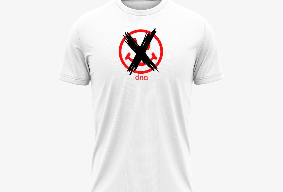 DNA SmileyT-Shirt White