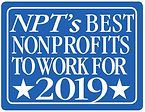 NPT's Best NonProfits to Work For 2019