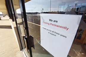 1/3 of SW MI Small Businesses Closed