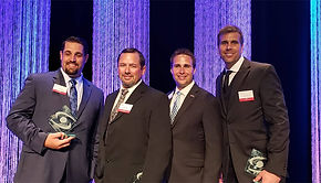 Van Buren Businesses Recognized at Awards Gala