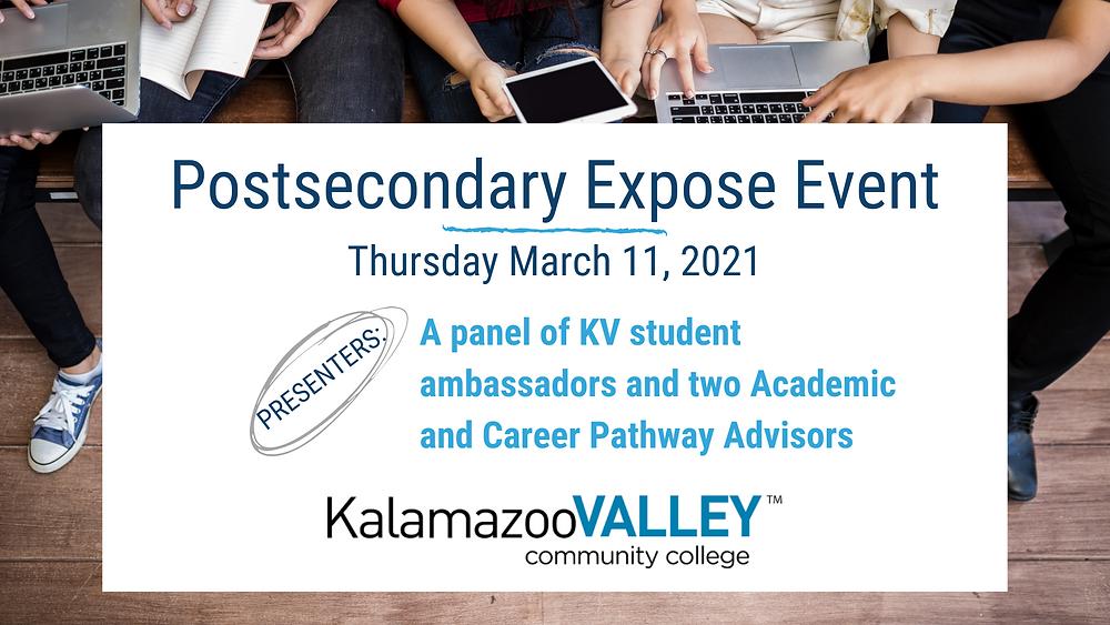 Kalamazoo Valley Community College Event