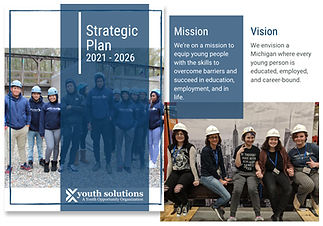 Youth Solutions Strategic Plan