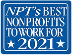 NPT's Best NonProfits to Work For 2021