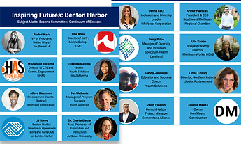 Inspiring Futures - Benton Harbor Leaders