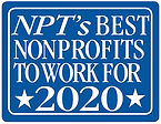 NPT's Best NonProfits to Work For 2020