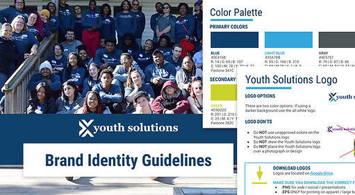 Youth Solutions Brand Guidelines