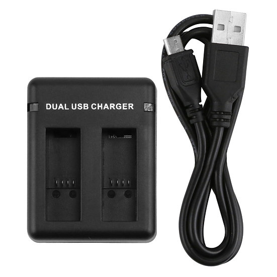 GoPro Hero 8 Dual USB Battery Charger