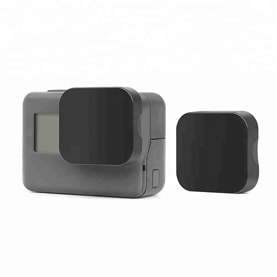 Housing Lens Cap Silicon Cover Soft Protective GoPro Hero 5 6 7 Black