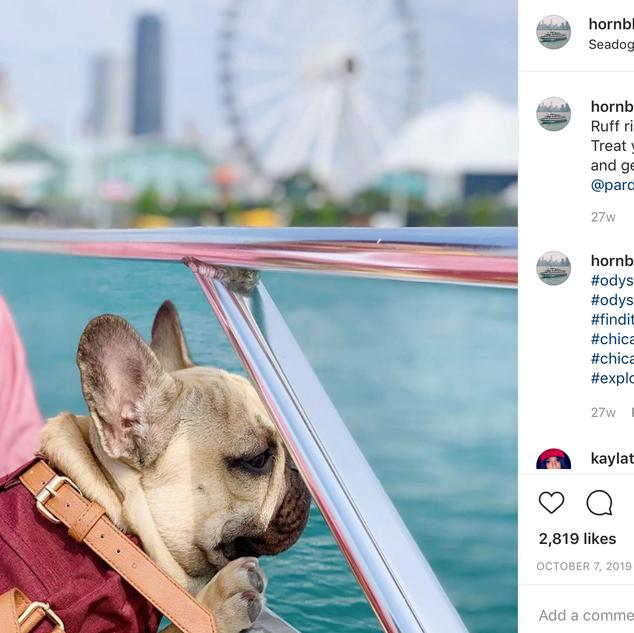 Hornblower Cruises Chicago