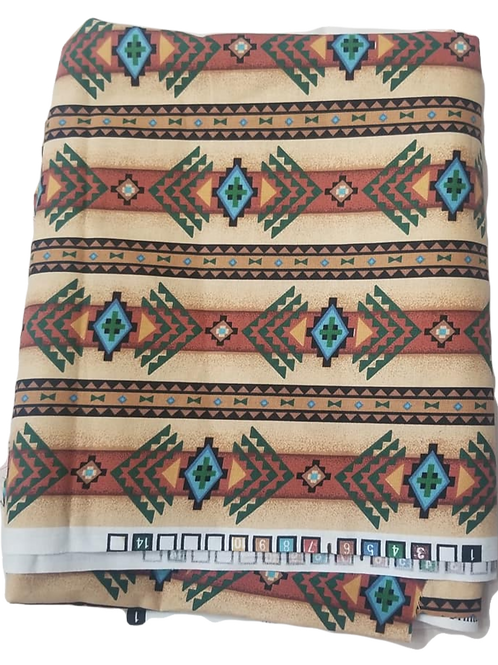 Native Print #2 Face Masks with Filter Pocket