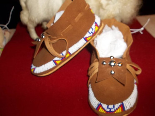 Infant/Toddler Moccasins