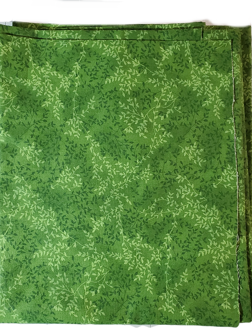 Green Leaves Face Masks with Filter Pocket