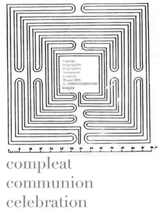 Complete Communion Celebration