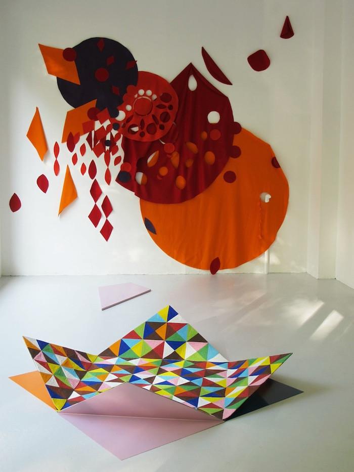 Influence II : Sofie Haesaerts & Colombe