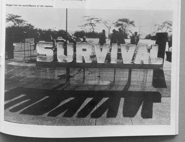 Architectures of Survival. Komplot 2008