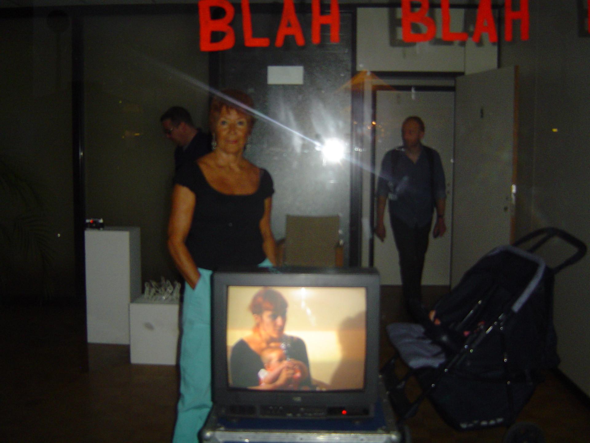 Blah blah. Komplot 2006