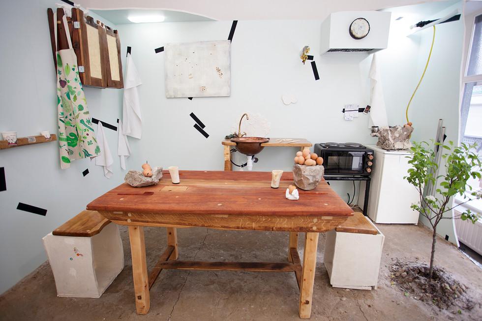 Cuisine Tranquille showroom (general vue