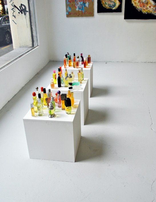 Influence I : fabienne Audéoud 'Oysters