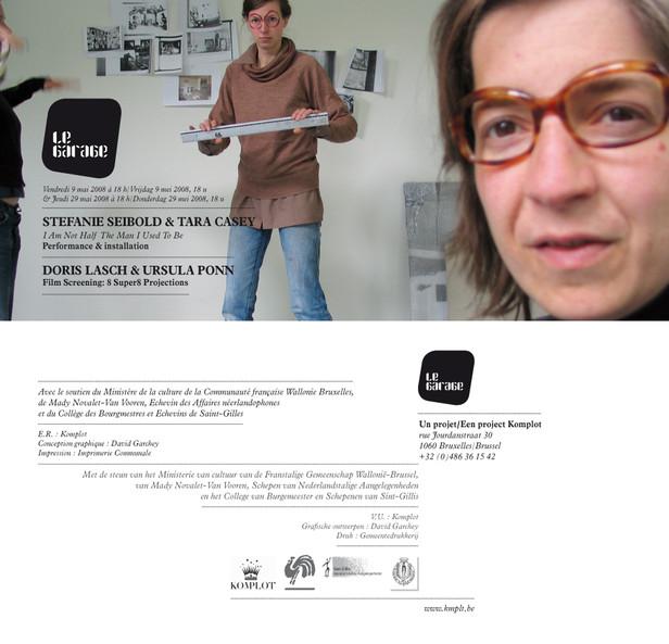 Doris Lasch & Ursula Ponn at Komplot 200