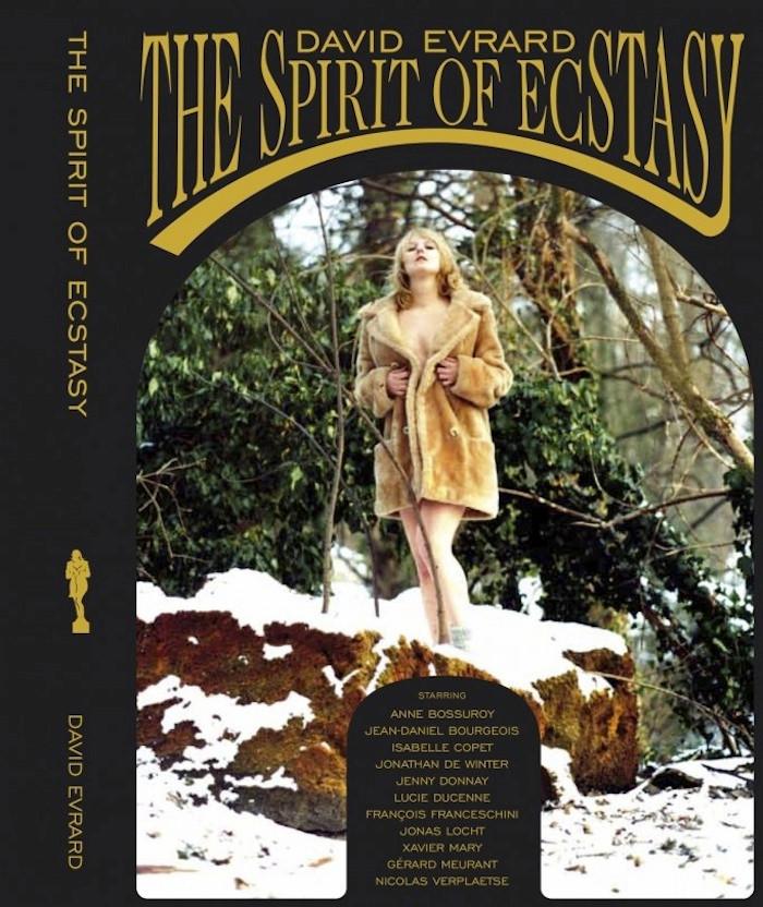 David Evrard: The Spirit of Ecstasy