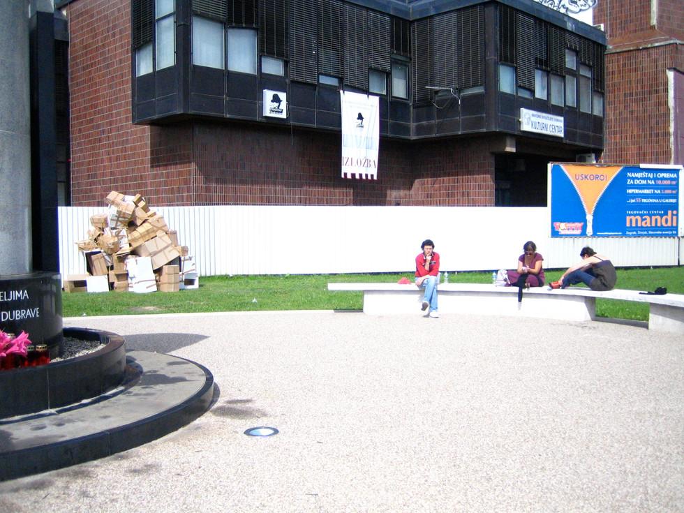 Architecture of survival - The exhibitio
