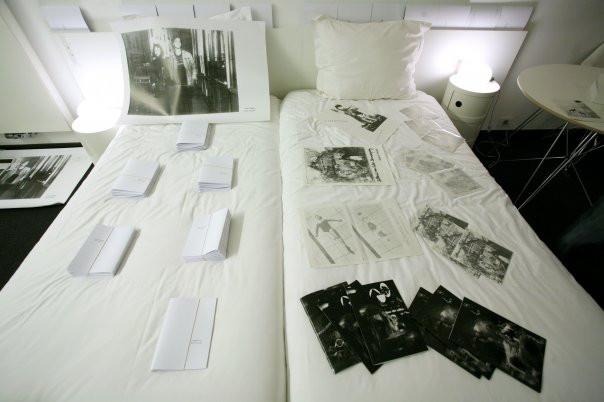 The White Hotel. Komplot