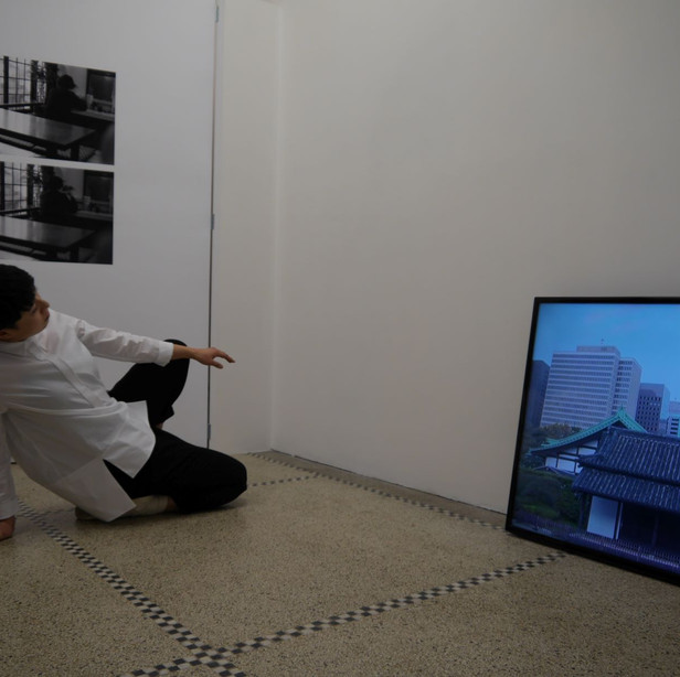 Performance by Mao Nakagawa