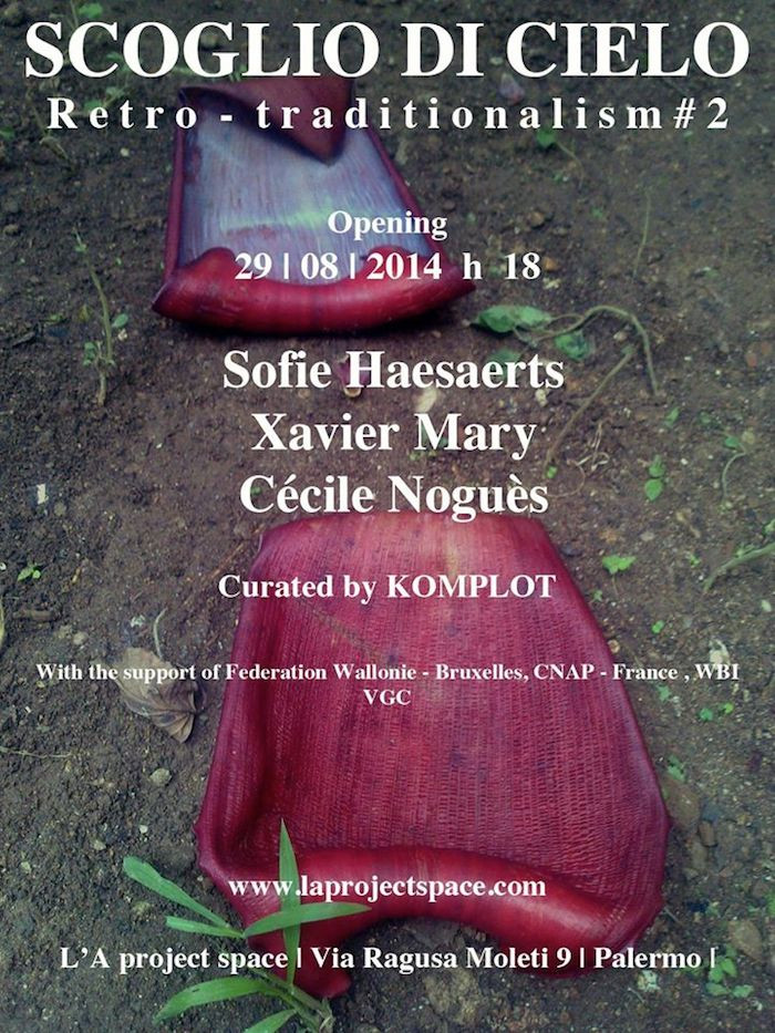 Sofie Haesaerts, Xavier Mary, Cécile Nog
