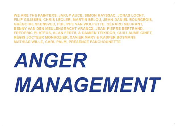 ANGER MANAGEMENT. Komplot