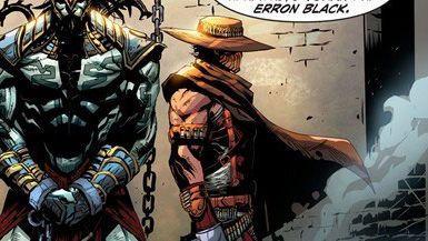 Mortal Kombat X possible new character   Gamerxpression
