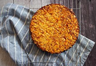 Sugar and Gluten Free Bakewell Tart
