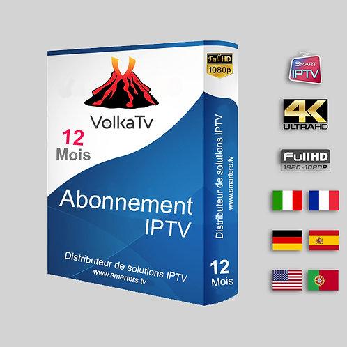 VOLKA TV Pro 2 - 12 Mois