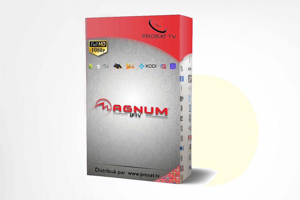 MAGNUM IP TV / Test 24 H