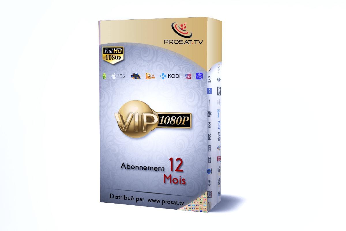 abonnement iptv, VIP FULL HD
