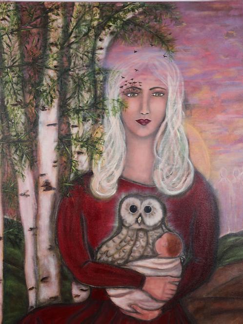 Legendary Self: High Queen of all In-Betweens – Grand Mother