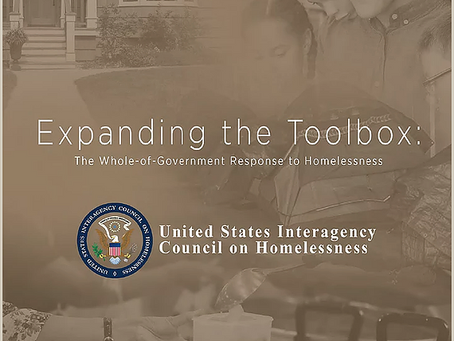 USICH Unveils New Strategic Plan to Reduce Homelessness